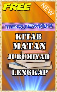 Terjemahan kitab Matan Jurumiayah - náhled