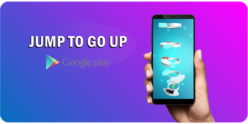 Jump to Go Up! Bounce the ball, turn up! 2.1.1 screenshots 1