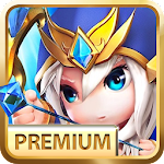 Defender Legend Premium: Hero Champions TD Icon