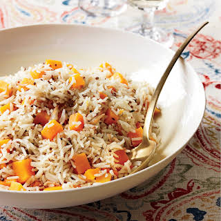 Butternut Squash Basmati Rice.