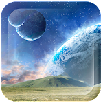 Space World Live Wallpaper 1.0.1