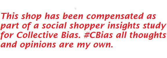 Photo: This Shop has been compensated as part of a social shopper insights study for www.collectivebias.com #CBias