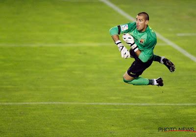 Victor Valdes wil graag opnieuw aan de slag gaan bij Barcelona