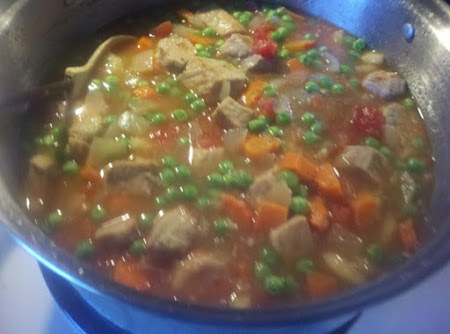 Fall Harvest Pork Stew with Beer Recipe