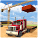 Construction Crane Operator Truck Driving Game Icon