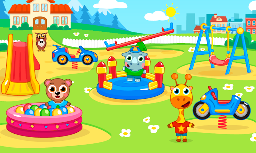 Kindergarten : animals  screenshots 10