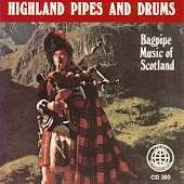 Gaelic Airs, Horpipes And Jig