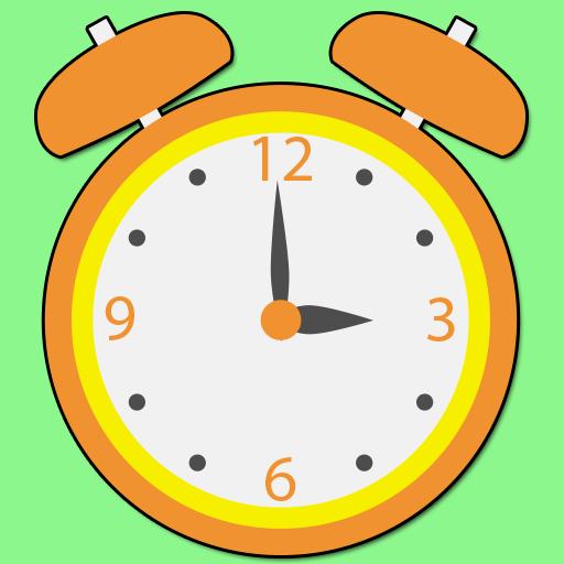学会看时间 教育 App LOGO-硬是要APP