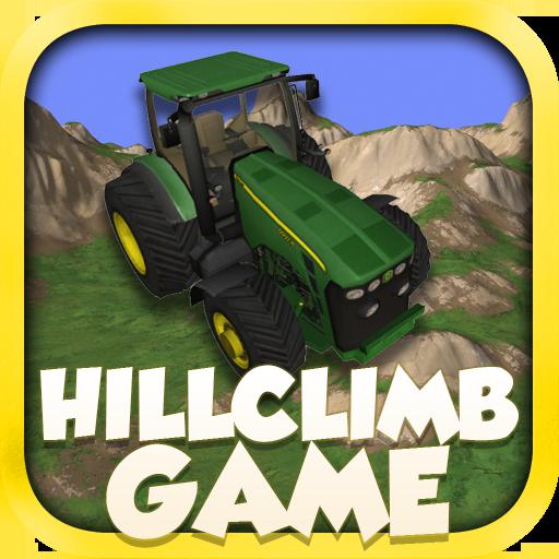赛车游戏のリアルトラクターヒルクライムレーシング LOGO-記事Game