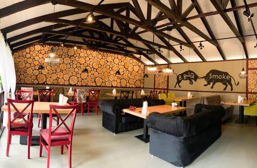 Банкетный зал Летняя терраса  на природе 2