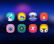 Fonry - Icon Pack app (apk) free download for Android/PC/Windows screenshot