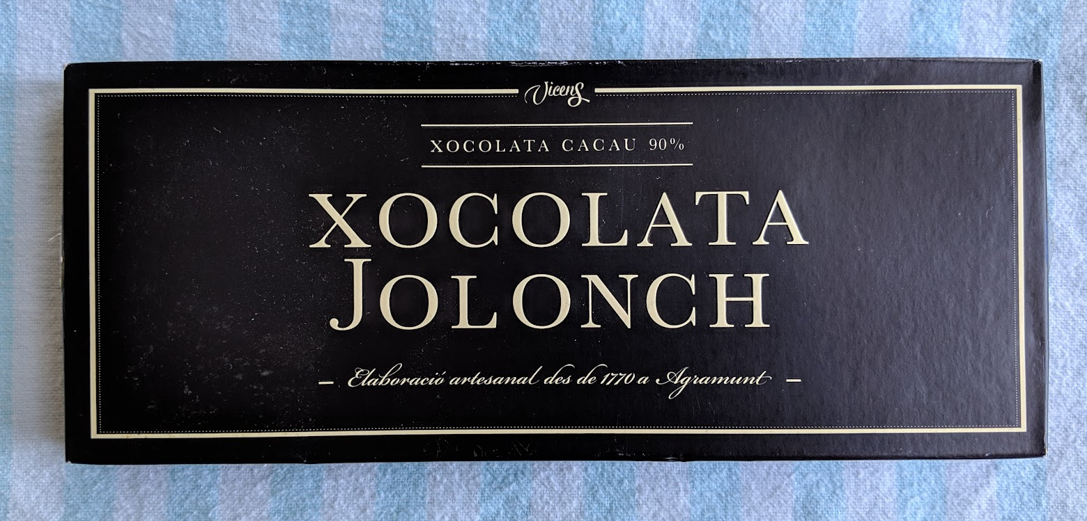 90% jolonch bar