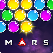 Download Android Game Mars Bubble Jam for Samsung