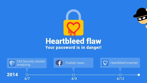 Heartbleed Scanner screenshot 1