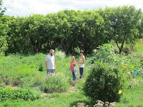 Photo: More visitors!