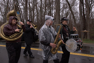 Photo: Dirty Water Brass Band