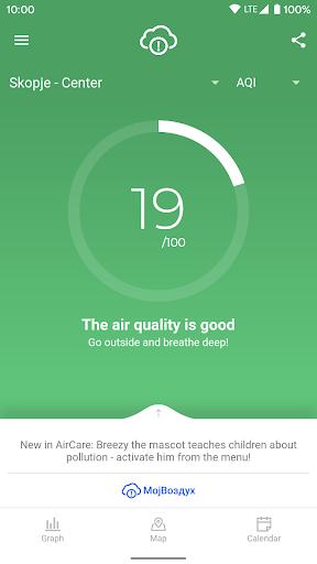 Download AirCare - Air Quality (MojVozduh) 7.3.9 1