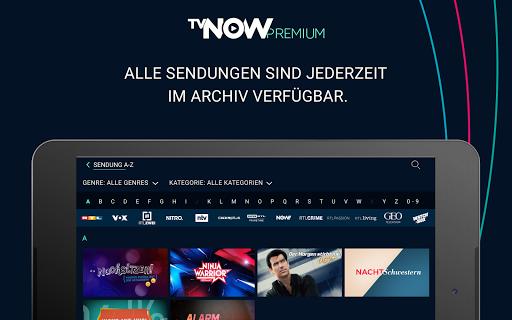 TVNOW PREMIUM  screenshots 16