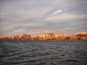 Photo: Troszkę z wiatrem