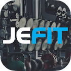 JEFIT Workout Tracker, Gym Plan, Personal Trainer icon