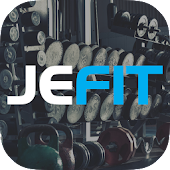JEFIT Workout Tracker, Weight Lifting, Gym Planner