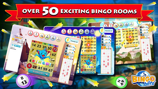 Bingo Blitz: Free Bingo  screenshots 16