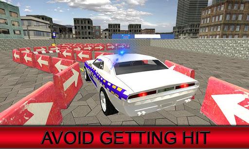 Police Car Parking Mania 3D Simulation filehippodl screenshot 13