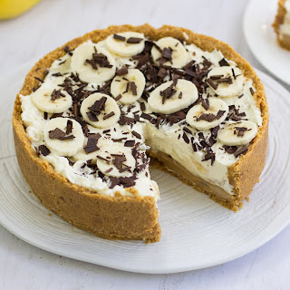 No-bake Banoffee Pie