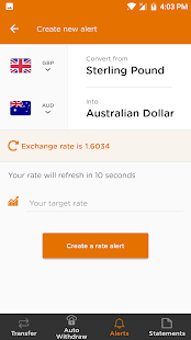 Currencies Direct for Sellers- screenshot thumbnail