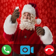 Video call and Chat from Santa Clause Simulation