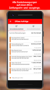 S-Finanzcockpit für Firmen-Kunden der Sparkassen for PC-Windows 7,8,10 and Mac apk screenshot 3