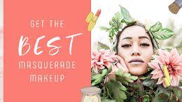 Masquerade Makeup - Halloween item