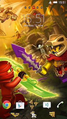 LEGO® Ninjago Tournament Themeのおすすめ画像1