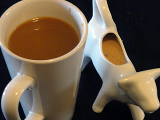 Spiced Pumpkin Rum Coffee Creamer Recipe