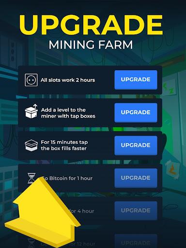 The Crypto Merge - bitcoin mining simulator 1.4 screenshots 14
