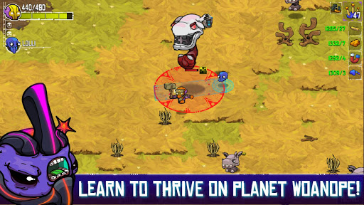 Crashlands - Aplikasi di Google Play