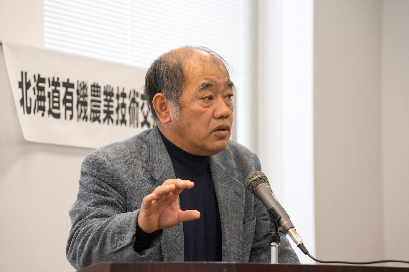 (有)ファームトゥモロゥ 代表取締役社長(北竜町)・土居健一氏
