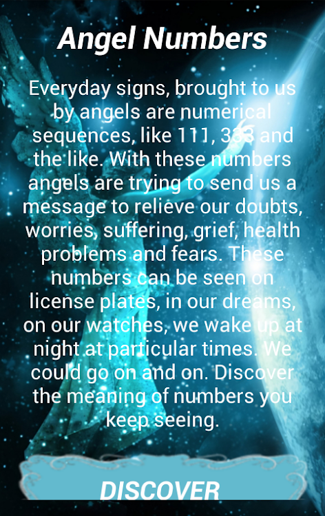 Angel Numbers – (Android Apps) — AppAgg