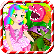 Princess Juliet Wonderland : Logic games for kids