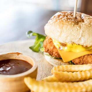 Chicken Nugget Sliders Recipe