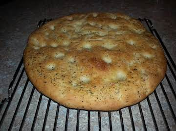 Family Favorite Focaccia Bread