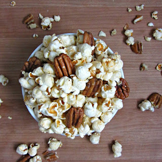 Sea Salt & Maple Butter Pecan Popcorn