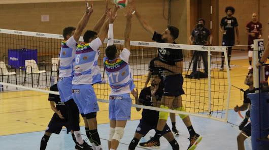 Igualada jornada de Superliga Masculina para apretar la clasificación