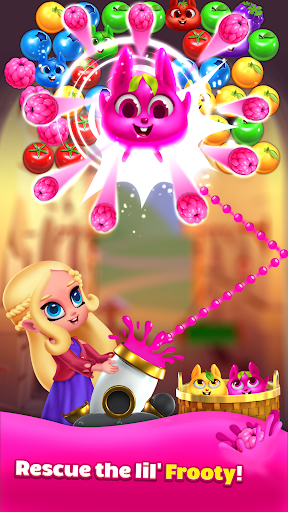 Princess Pop - Bubble Shooter 2.2.6 screenshots 5