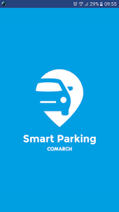 Smart Parking Comarch- screenshot thumbnail