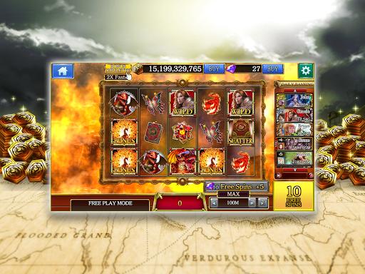 Phantom Chronicle Slots 1.1.0 screenshots 11