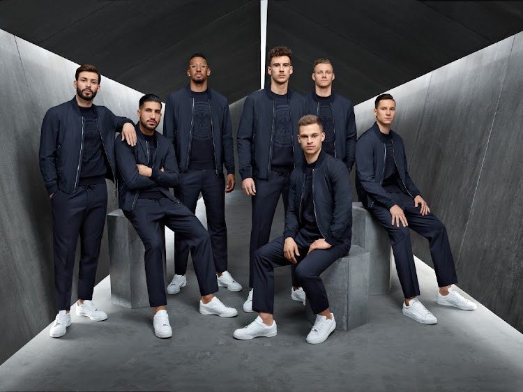 BOSS Capsule Collection for the German soccer team