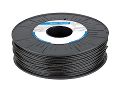 BASF Black Ultrafuse PPGF 30 (Polypropylene Glass Fiber) 3D Printer Filament - 2.85mm (0.7kg)