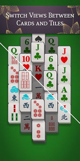 Mahjong Solitaire screenshot 4