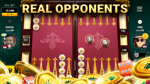 Backgammon Live - Play Online Free Backgammon apkslow screenshots 2